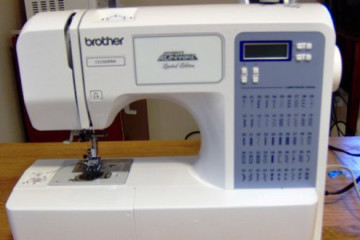 Brother CE5500 Project Runway Limited Edition
