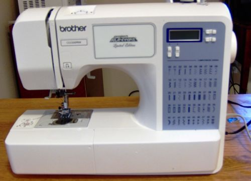 brothers sewing machine project runway limited edition