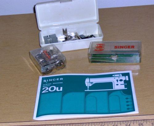 Singer 20U accessories kit
