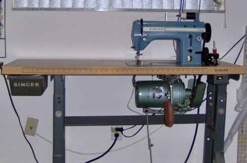 singer 20 sewing machine