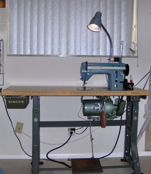 singer industrial machine
