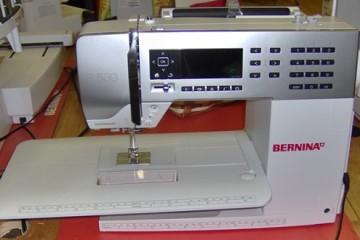 bernina 530 machine