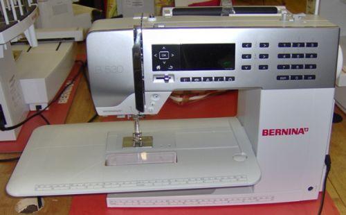 Bernina 530 sewing machine