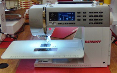 Bernina 550 Quilters' Edition