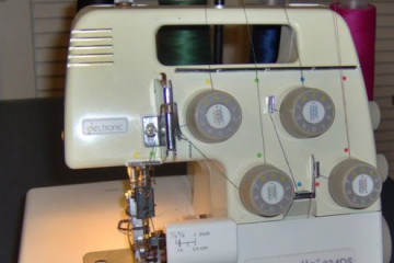 Bernina Bernette 334D Serger