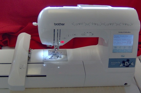 brother 1250d machine