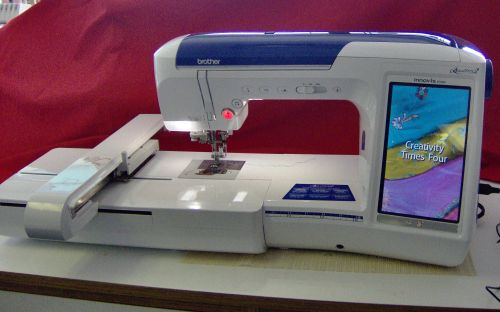 Brother Quattro 2 6700D sewing machine