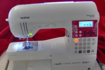 Brother Laura Ashley Innovis Limited Edition NX 800