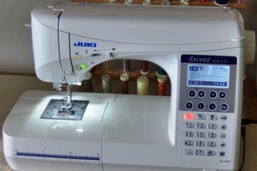 Juki Exceed series Machine