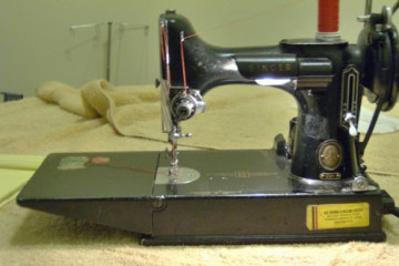Singer 221 known as Singer Featherweight