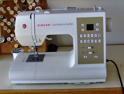Singer 7469Q Confidence Quilter an ideal teaching machine