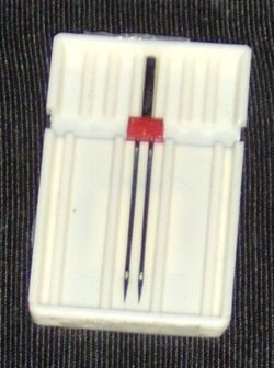 Machine sewing needles
