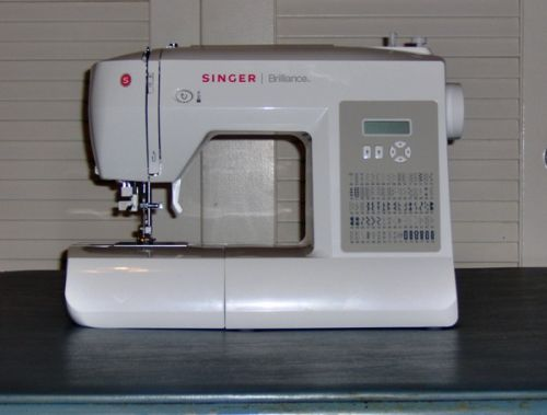 singer 6180 brilliance sewing machine