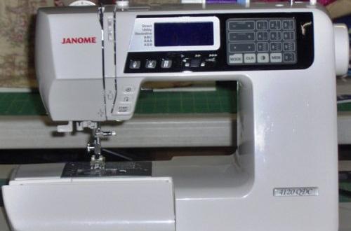 Janome 4120
