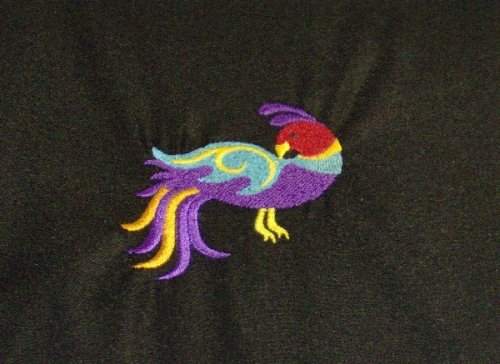 Professional stitchwork