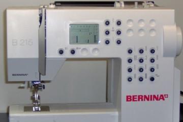 Bernina 215