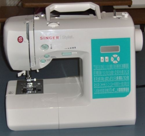 singer stylist 7258 sewing machine