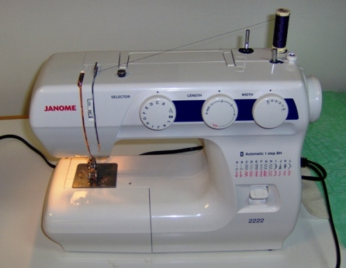 janome 2222 sewing machine reviews