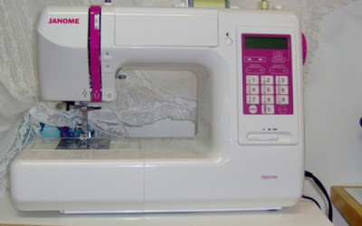 Janome DC 5100