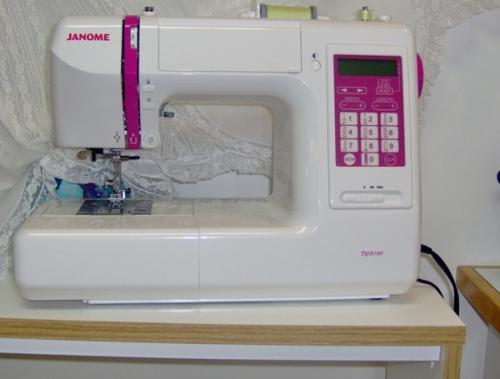 janome dc5100 sewing machine