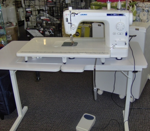 One of the most affordable home quilting machines