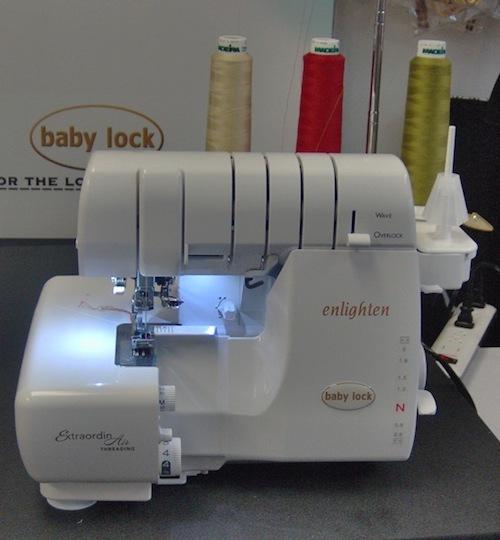 Baby Lock Enlighten