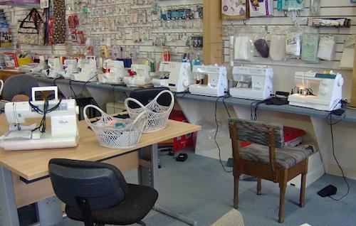Brand new Husqvarna/Viking sewing machines