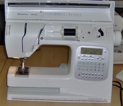 husqvarna viking platinum 730 sewing machine