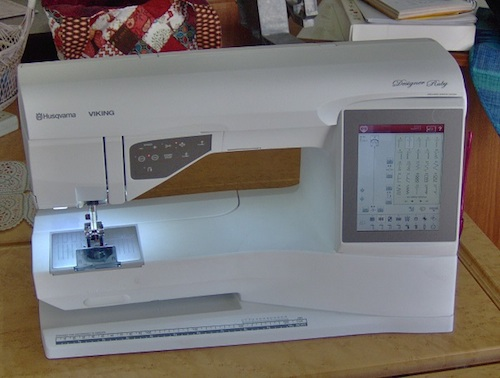 viking ruby embroidery machine for sale