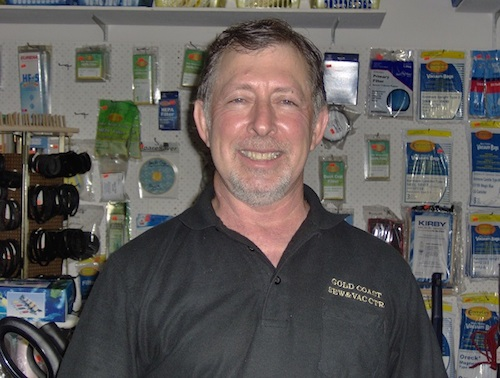 Brad Parker, Gold Coast owner and manager