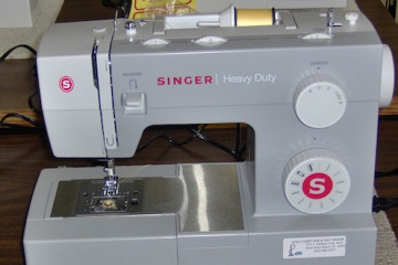 Singer Heavy Duty 4411 and 4452