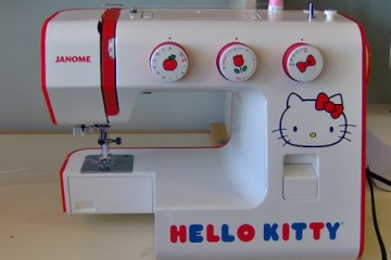 Janome Hello Kitty 15822