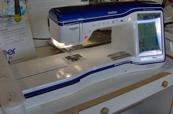 brother dream sewing machine