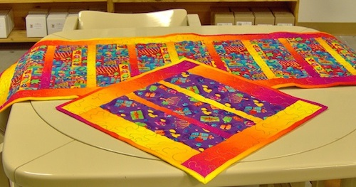 Huge assortment of placemats
