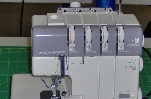 Janome 634D