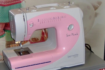 Bernina Bernette Sew Pink Sublime