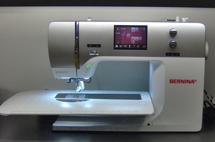 bernina 710 sewing machine
