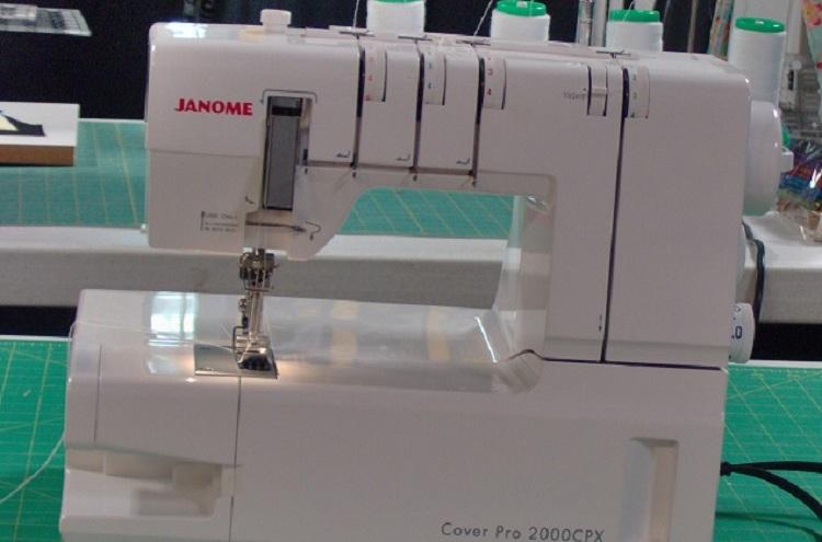 Janome Cover Pro 2000 CPX