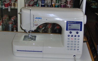 Juki HZL Exceed F600 Quilt