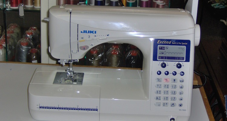 Juki HZL Exceed F600 Quilt