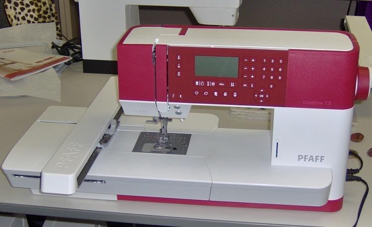 pfaff sewing machine reviews 2015
