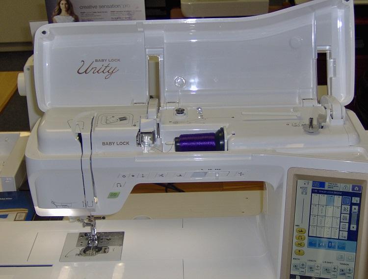 Baby Lock Unity Review | Sewing Insight