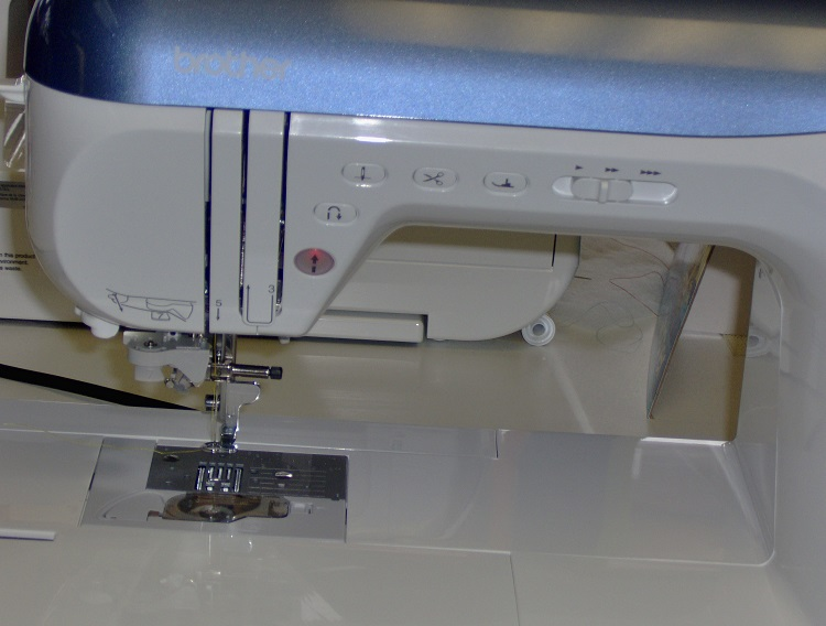 2800d embroidery machine