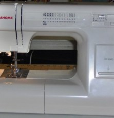 Janome HD 3000 Review