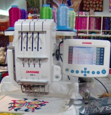 Janome MB4 Review