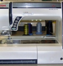 Janome Memory Craft 12000 Review