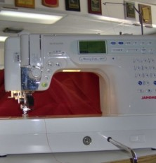 Janome Memory Craft 6600 Review