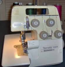 Bernina Bernette 334D Serger Review